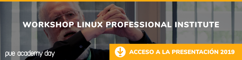 Workshop Linux Professional Institute