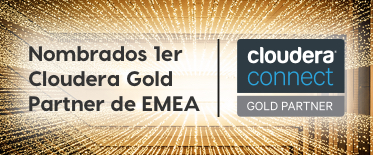 Cloudera Gold Partner